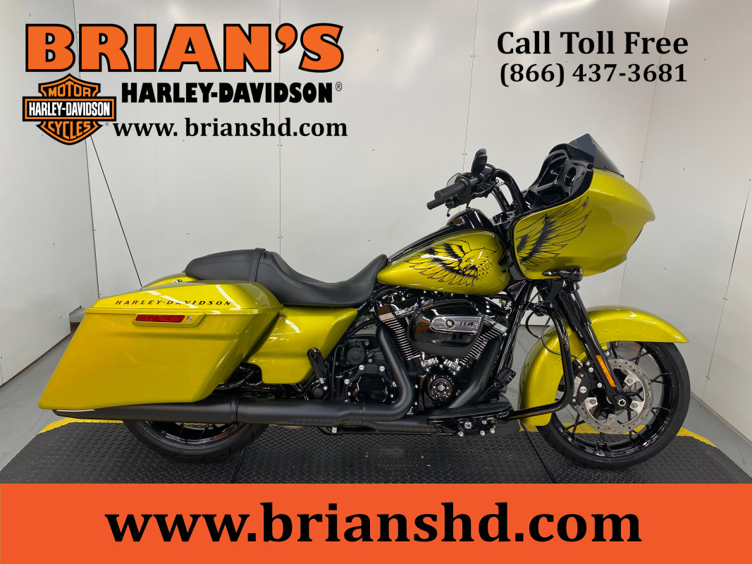 Brand New Limited Edition Road Glide Special Custom Bagger Eagle Eye FLTRXS W/RDRS & BOOM GTS