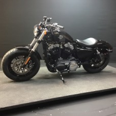 Harley-Davidson® Forty-Eight® 2017 XL 1200X 3163 BLACK thumb 0
