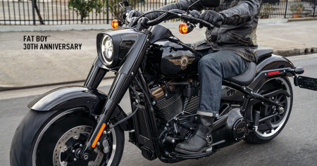 OPEN ROAD HARLEY-DAVIDSON RECEIVES TWO NEW MOTORCYCLE MODELS