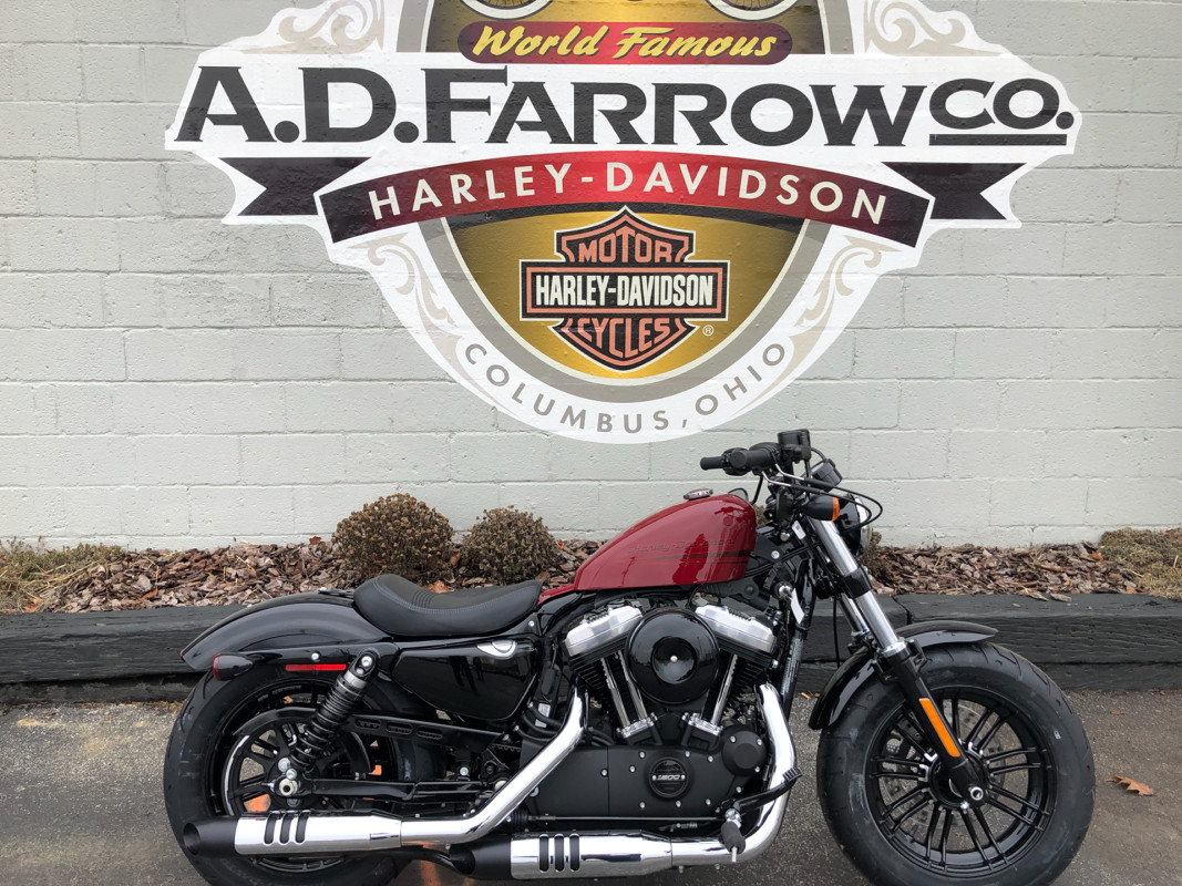 2020 Harley-Davidson Sportster XL1200 Forty-Eight