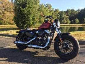 2019 Harley-Davidson Forty-Eight<sup>®</sup> thumb 2