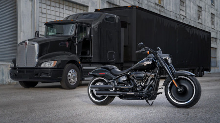 2020 Harley-Davidson Fat Boy 30th Anniversary mid-year addition