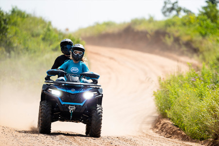 Product Spotlight: the 2020 CFMOTO CFORCE 600