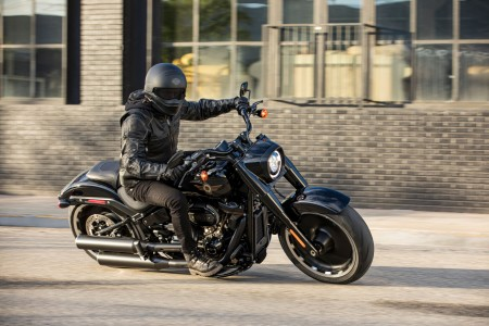 New Fat Boy 30th Anniversary Model Celebrates an Icon