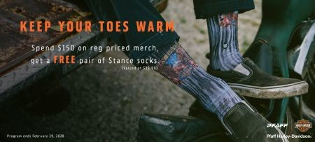 KEEP YOUR TOES WARM
