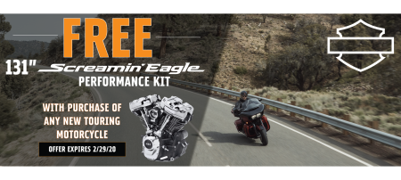 Screamin' Eagle Performance Kit