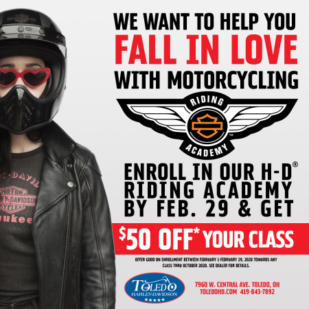 Fall In Love with Motorcycling