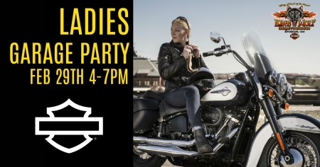 Ladies Garage Party