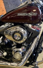 Candy Root Beer/Light Candy Root Beer 2011 Harley-Davidson Super Glide Custom FXDC thumb 1