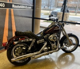 Candy Root Beer/Light Candy Root Beer 2011 Harley-Davidson Super Glide Custom FXDC thumb 0