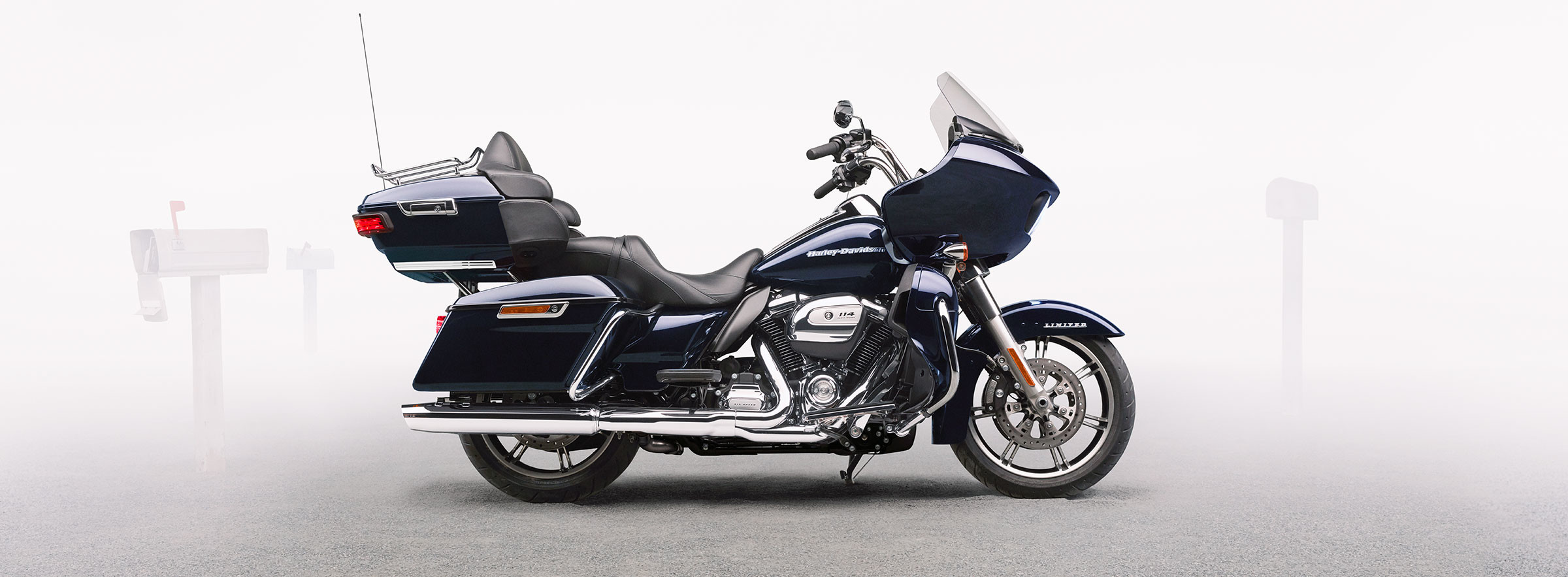 Road Glide<sup>®</sup> Limited