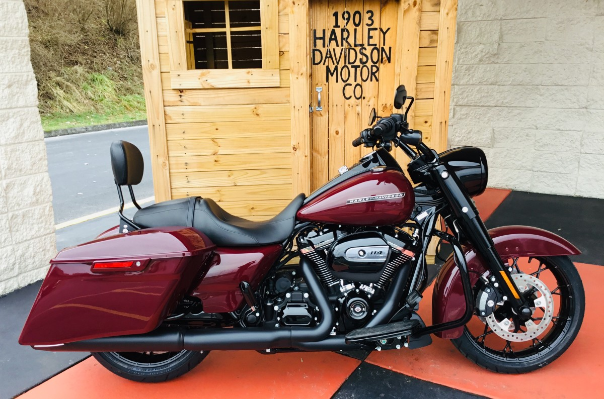 FLHRXS 2020 Road King<sup>®</sup> Special