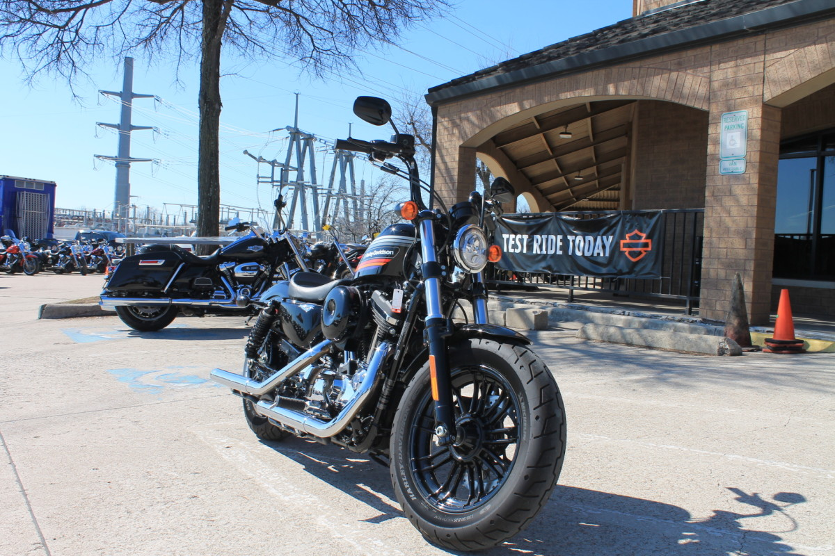 2019 Harley-Davidson® Forty-Eight®  XL1200X