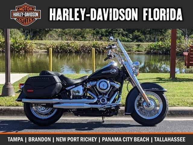 Harley-Davidson<sup>®</sup> 2020 Heritage Classic 107