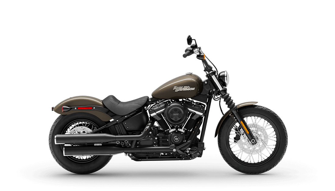 2020 Harley-Davidson® Street Bob® colors available