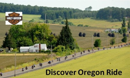 Discover Oregon: Grain Station Ride benefiting Homeward Bound Pets Charify