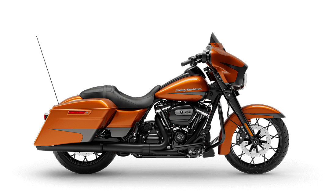 2020 Harley-Davidson® Street Glide® Special colors available