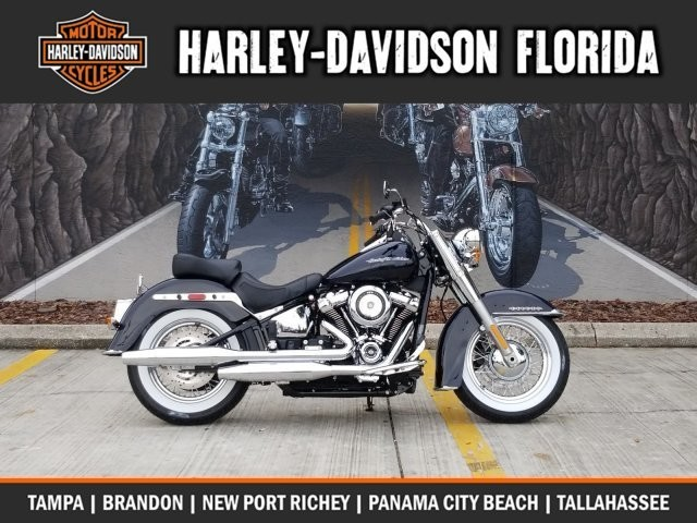 Harley-Davidson<sup>®</sup> 2020 Deluxe