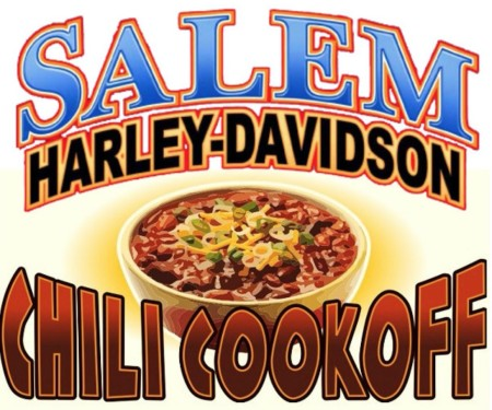 Salem HOG Chili Cookoff benefitting the Salem Toy Run