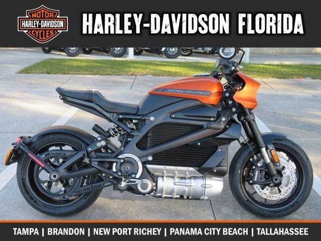 Harley-Davidson<sup>®</sup> 2020 LiveWire™