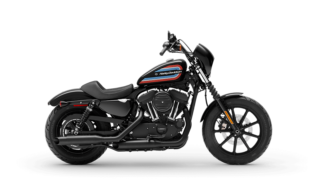 2020 Harley-Davidson® Iron 1200™ colors available