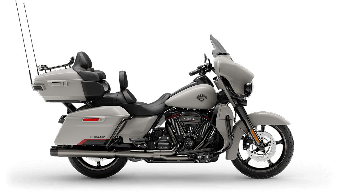 2020 Harley-Davidson® CVO™ Limited colors available