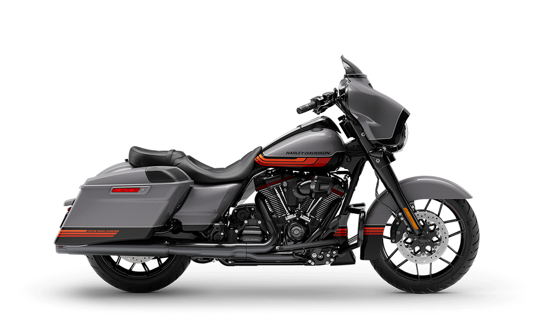 2020 Harley-Davidson® CVO™ Street Glide® colors available