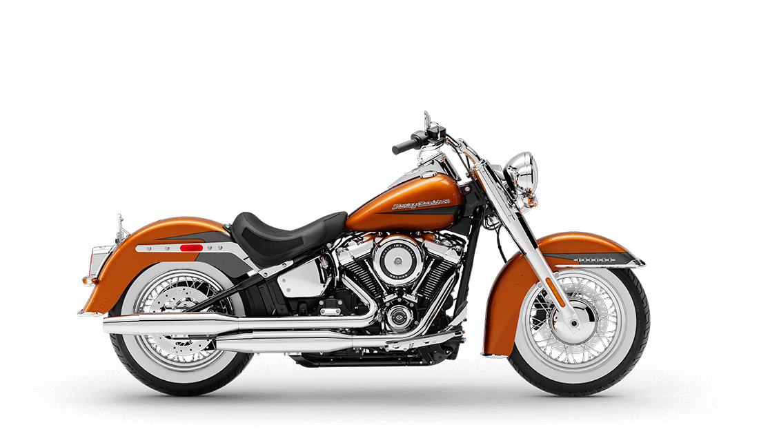 2020 Harley-Davidson® Deluxe colors available