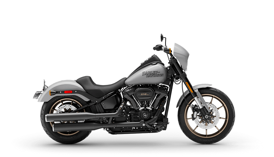 2020 Harley-Davidson® Low Rider® S colors available