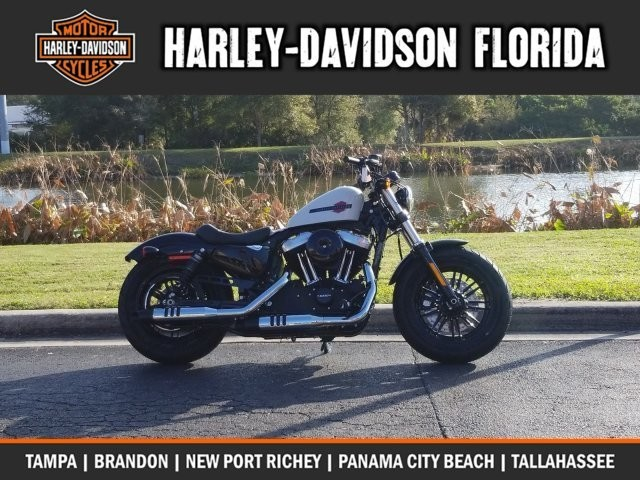 Harley-Davidson<sup>®</sup> 2020 Forty-Eight<sup>®</sup>