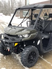 2020 Can-Am Defender XT HD8 thumb 3