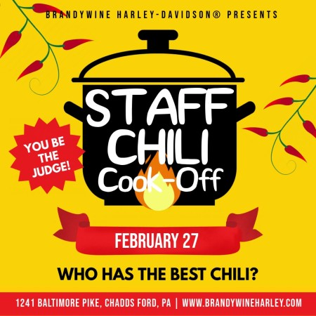 Staff Chili Cook-Off