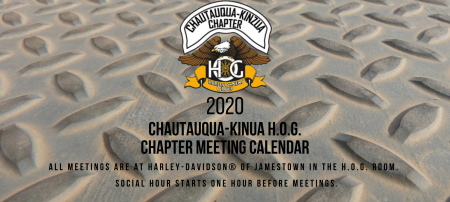 C-K H.O.G.® CHAPTER MEETING