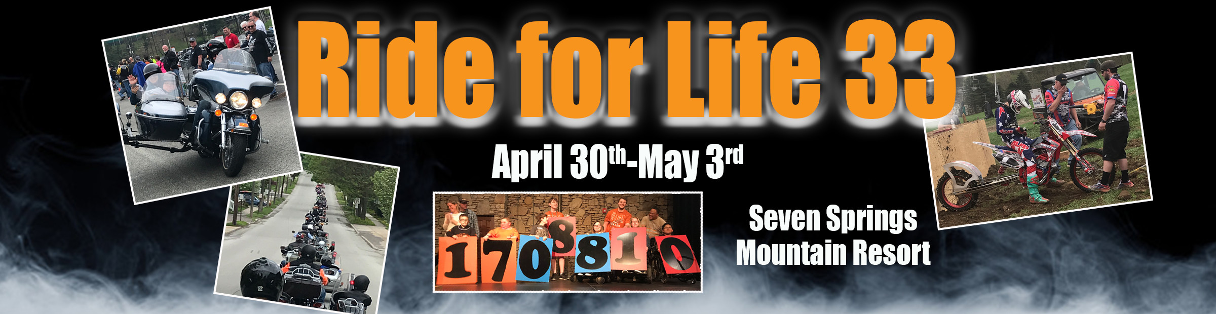 Ride for Life 33