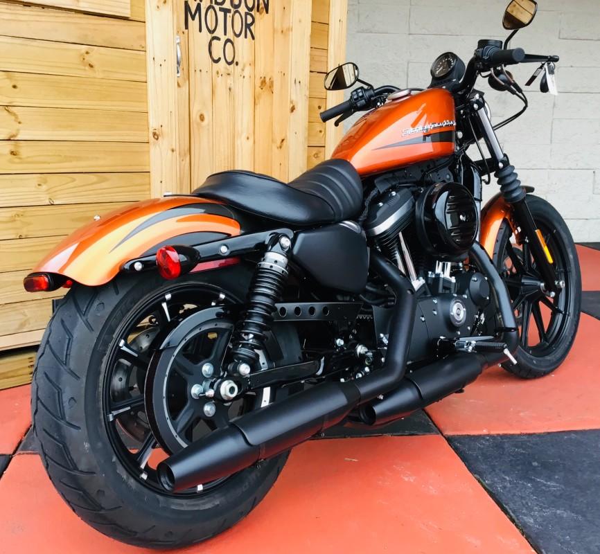 Black Jack Harley-Davidson®