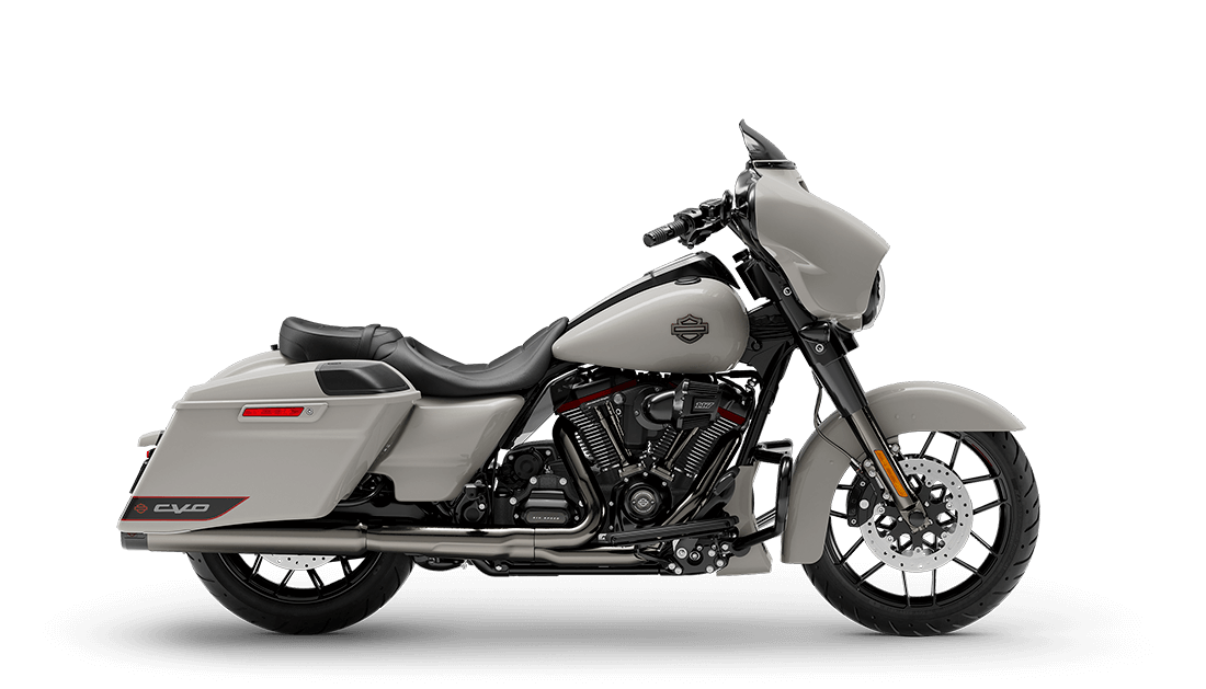 2020 Harley-Davidson<sup>®</sup> CVO<sup>™</sup> Street Glide<sup>®</sup> FLHXSE