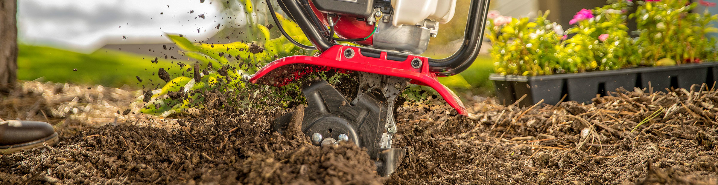 2020 Honda Power Equipment Tillers