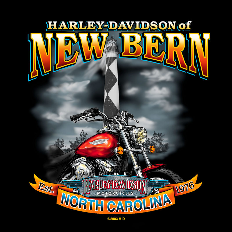 Harley-Davidson® of New Bern logo