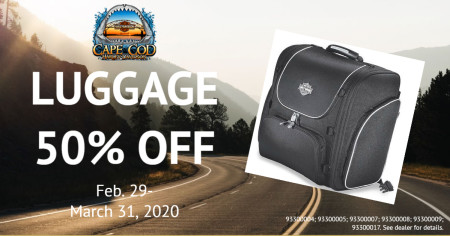 Get Ready to Road Trip - Luggage Sale