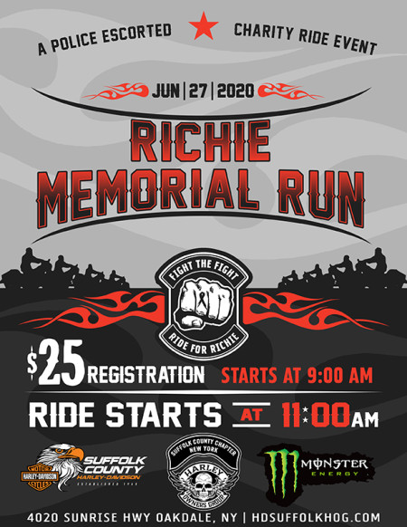 Richie Memorial Run - Charity Run