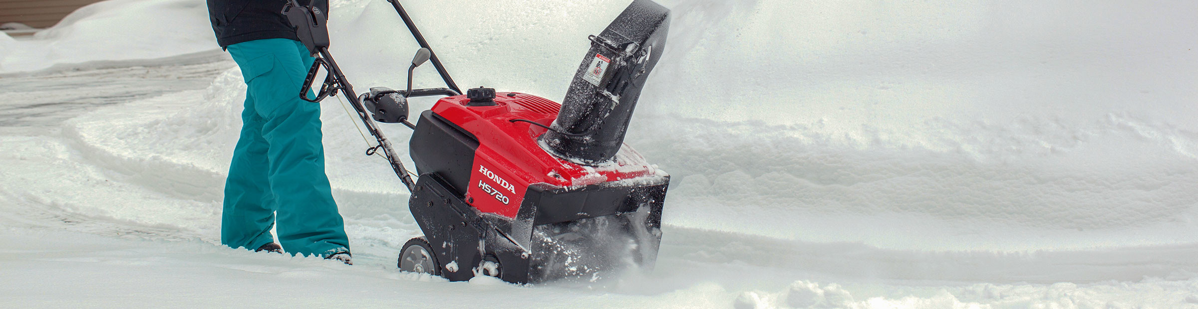 2020 Honda Power Equipment Snowblowers