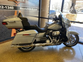 Barracuda Silver 2020 Harley-Davidson® Ultra Limited thumb 1