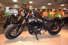 2020 Harley-Davidson HD Sportster XL1200X Forty-Eight thumb 1