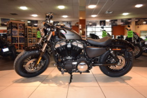 2020 Harley-Davidson HD Sportster XL1200X Forty-Eight thumb 2