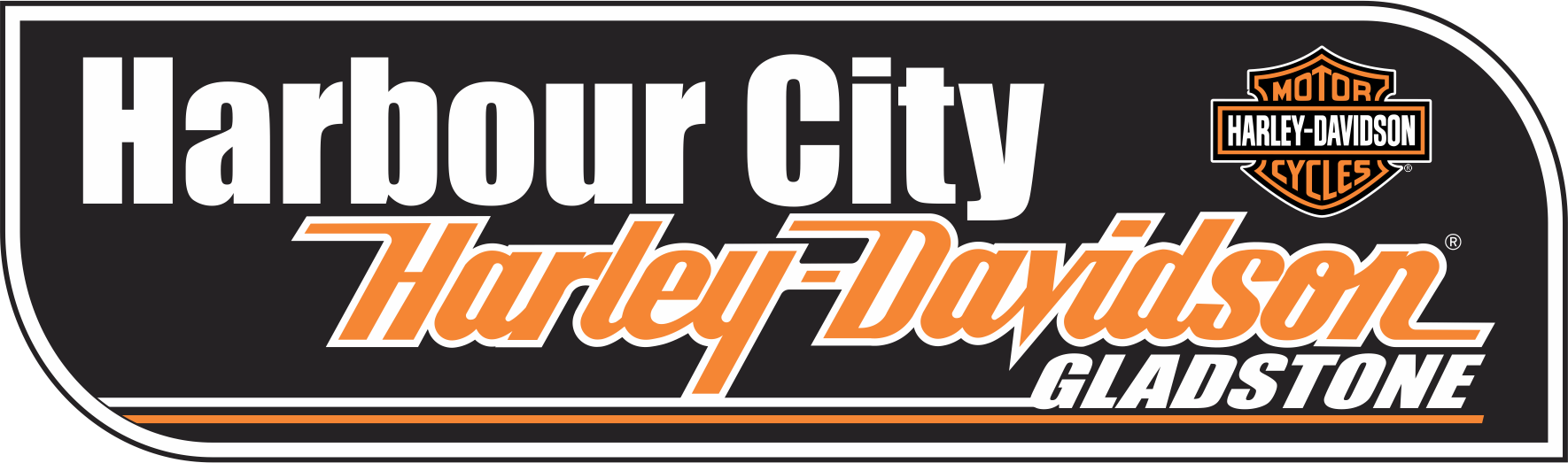 Harbour City Harley-Davidson® logo