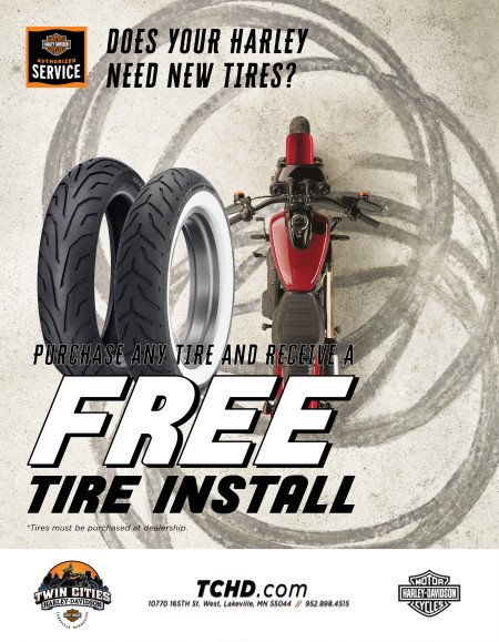 FREE TIRE INSTALL!!!