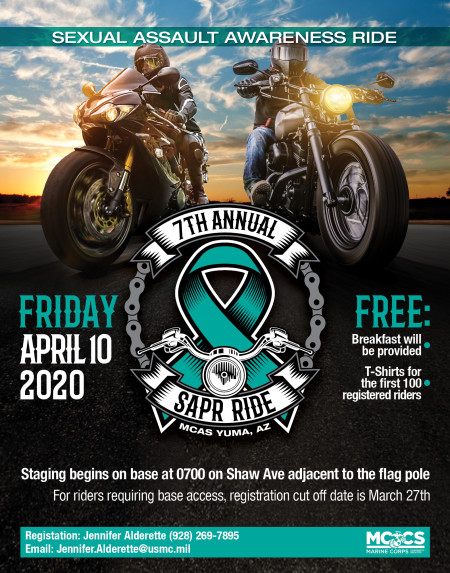 7th Annual SAPR Ride