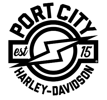 Port City Harley-Davidson® logo