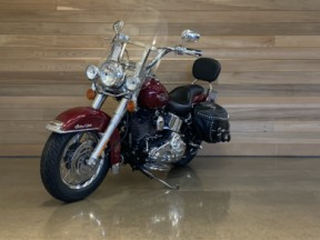 2006 HD FLSTCI Heritage Softail thumb 2