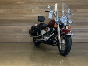 2006 HD FLSTCI Heritage Softail thumb 3